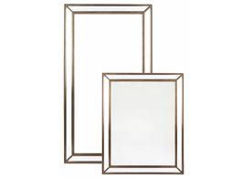 Hamlet Bronze Floor Mirror