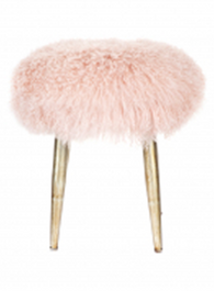 Dixie Stool in Pink