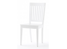 Maine Dining Chair in White