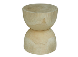 Southport Hourglass Stool