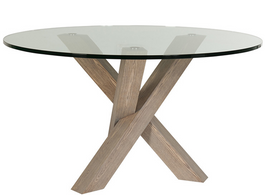 Hudson Round Dining Tables