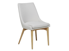 Belinda Timber Leg Dining Chair