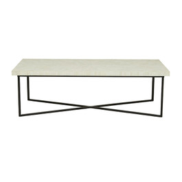 Taj Feather Bone Coffee Table