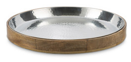 Ari Round Tray with Removable Parts