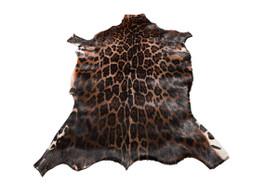 Leopard Print Blesbok Hide Rug
