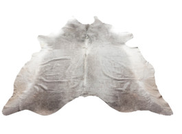 Natural Grey Cow Hide Rug