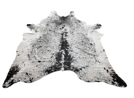 Salt & Pepper Cow Hide Rug