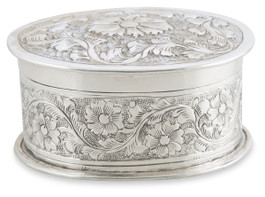 Marrakech Oval Trinket Box