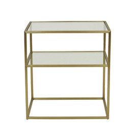 Elle Shelf Table