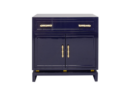 Declan Nightstand in Navy