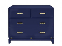 Declan Navy Chest