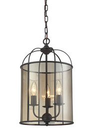 Upton Pendant Light in Bronze