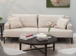 Vittoria 3 Seater Sofa