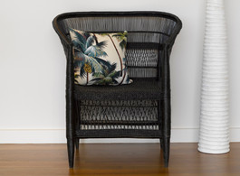 Malawi Chair in Black