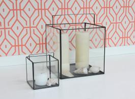 Antique Glass Display Box