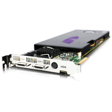 HDX PCIe (Angle)