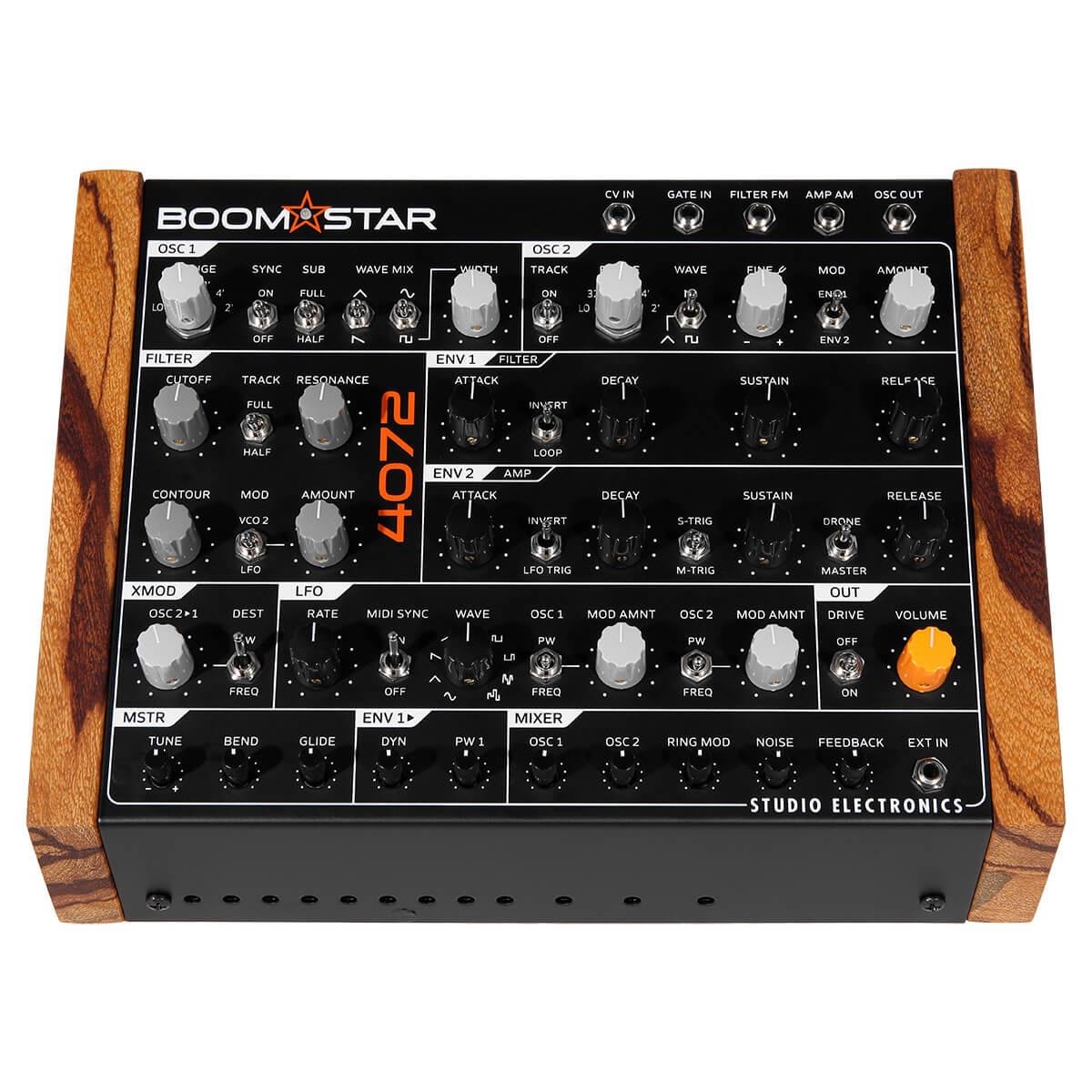 Boomstar MKII 4072 (Top)