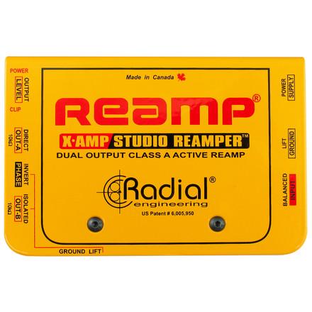 X-Amp (Top)