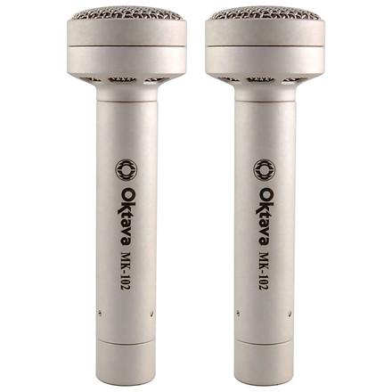 MK-102 Stereo Pair