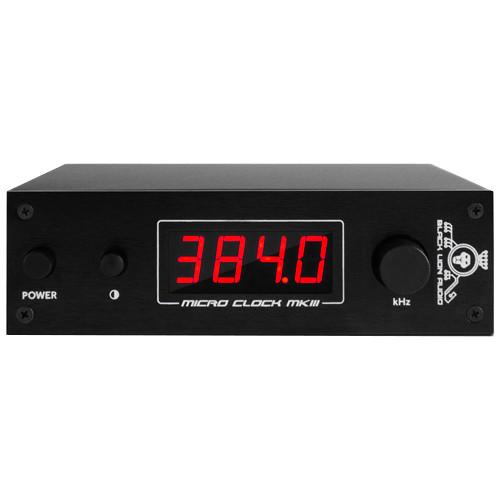 Micro Clock MKIII (No Rack Ears)