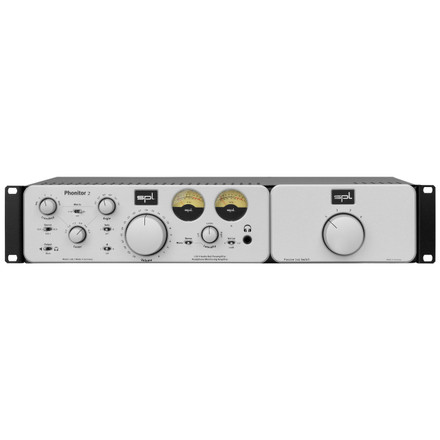 Phonitor 2 & Expansion Rack (Silver)