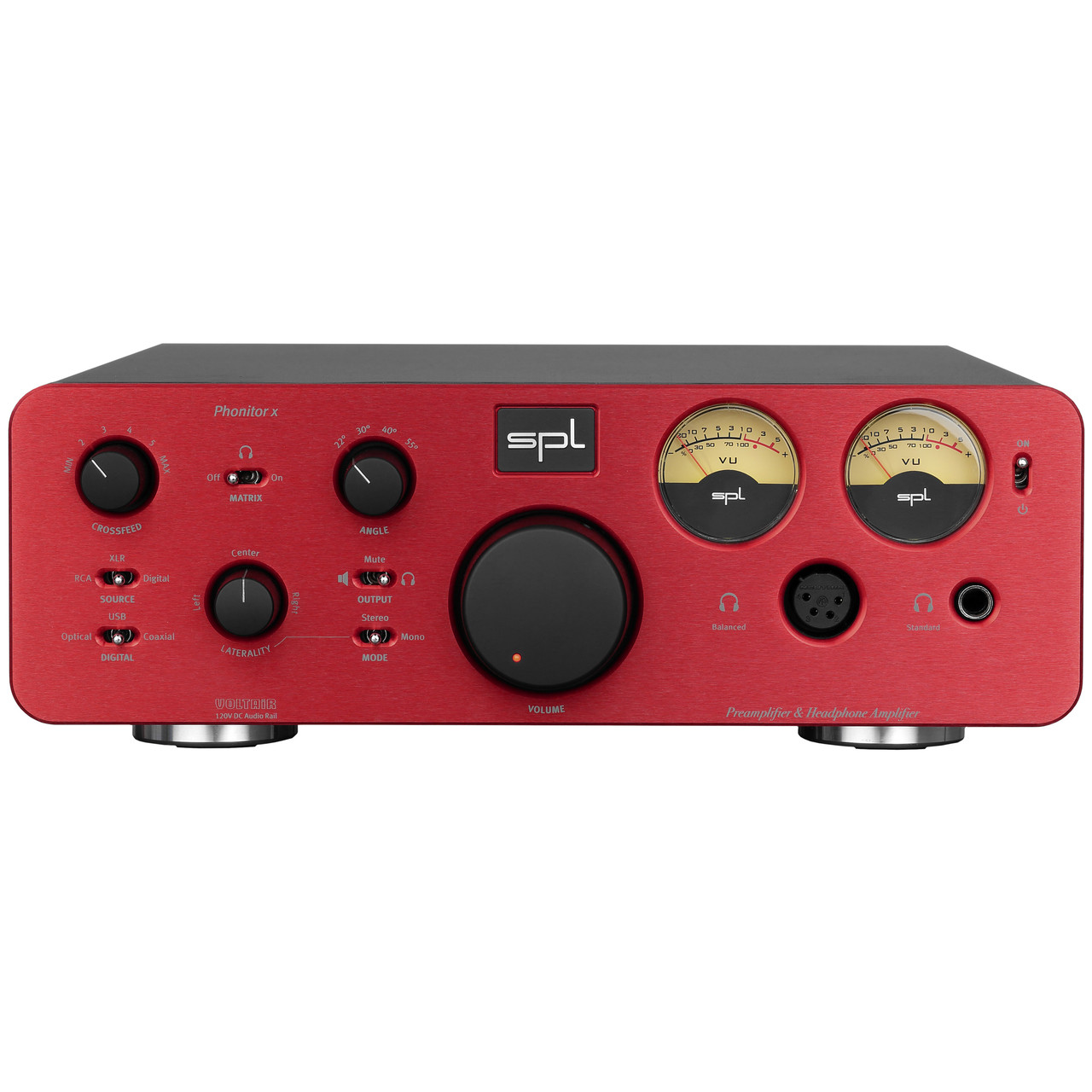 Phonitor X Red (Front)