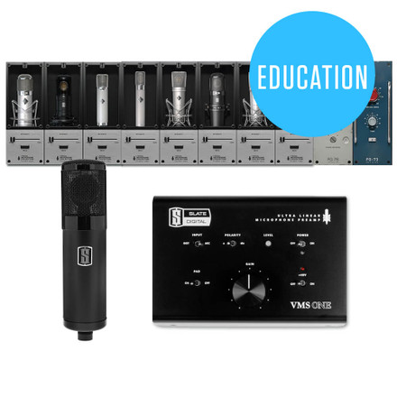 Virtual Mic System (Education)