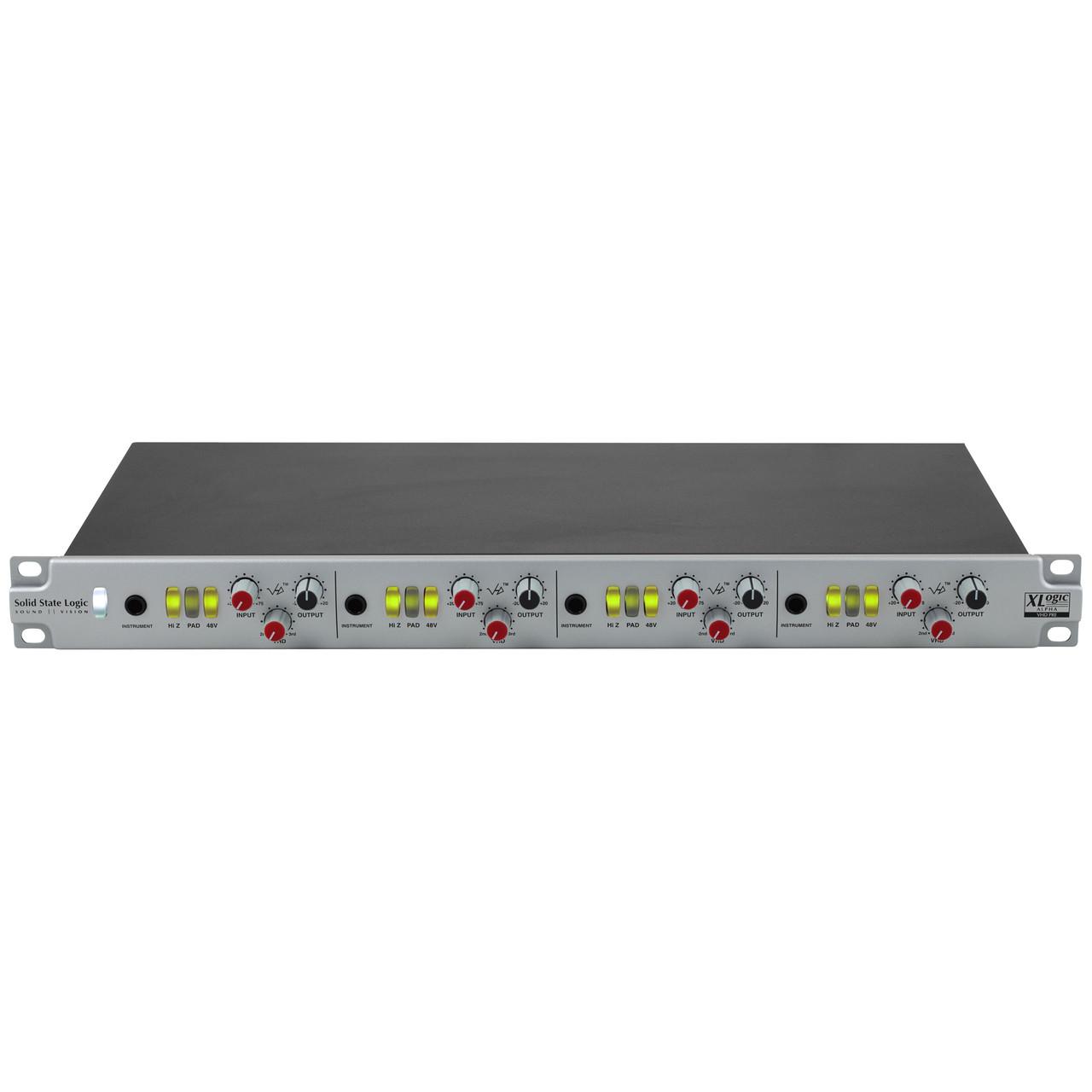 SSL XLogic Alpha VHD Pre   SX Pro