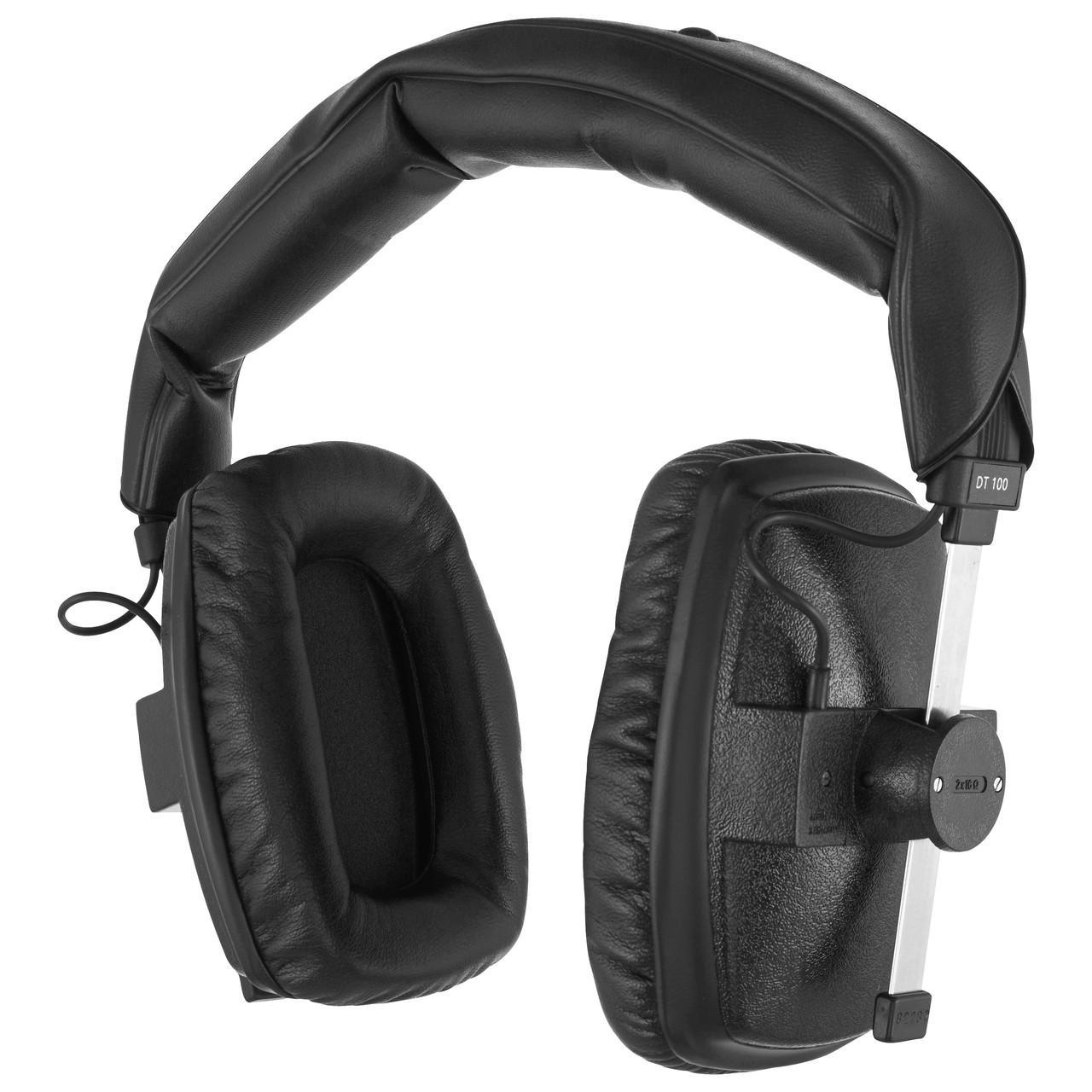DT100 16 Ohms (Black)