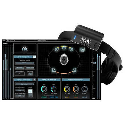 NX Software & Head Tracker