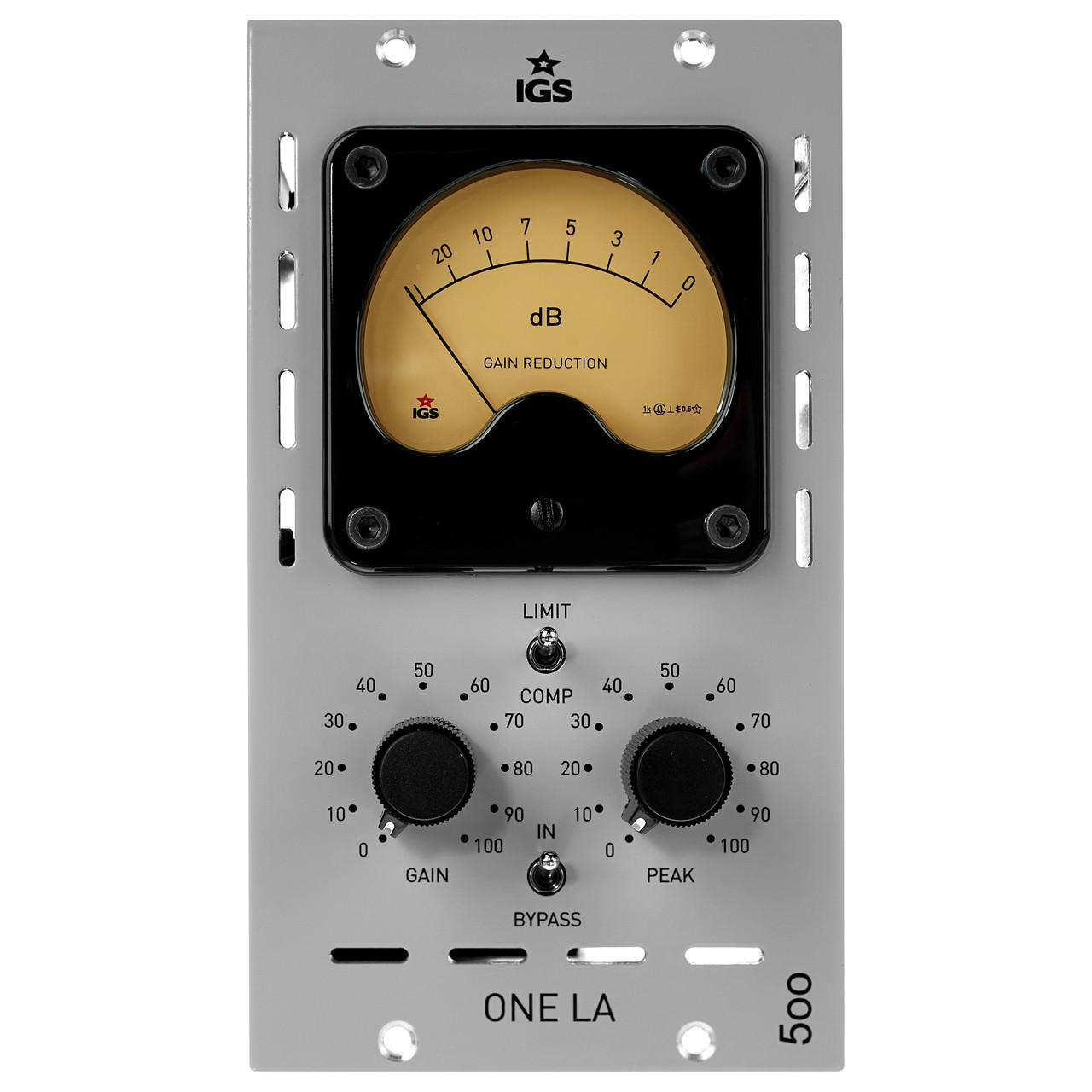 One LA 500 (Front)