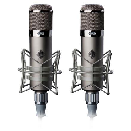 U47 Stereo Set (With Shockmounts)