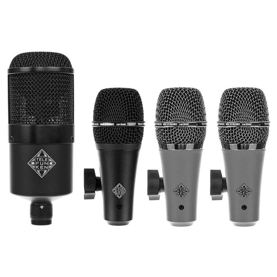 DD4 Microphones