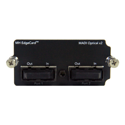 MADI Edge Board (2x Optical)