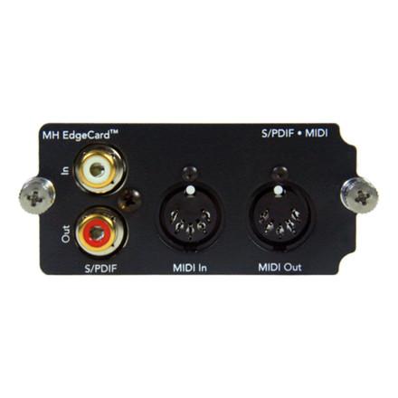 SPDIF / MIDI Edge Board