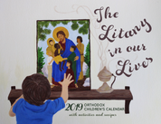2019 Orthodox Children's Calendar