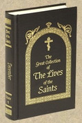 The Great Collection of the Lives of the Saints, Vol 4:  December