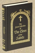The Great Collection of the Lives of the Saints, Vol 3: November (HB)