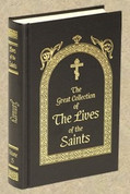 The Great Collection of the Lives of the Saints, Vol 5: January (HB)