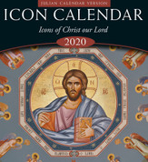 2020 Icon Calendar: Christ our Lord (Julian Calendar)