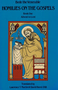 Homilies on the Gospels Book One: Advent to Lent (Saint Bede the Venerable)