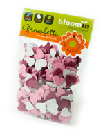 Love Hearts Growfetti Recycled Plantable Wildflower Seed Confetti