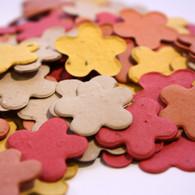"""""""Autumn Breeze"""" Flower Shaped Plantable Confetti Set"""