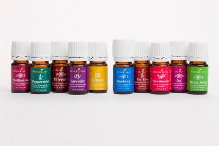 Everyday Oils Essential Oil Collection by Young Living