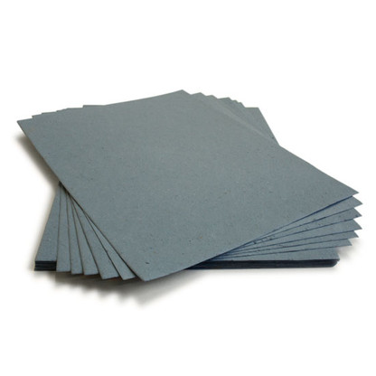 """French Blue Plantable Wildflower Seed Seeded Paper Sheets - 8.5"""" x 11"""""""