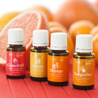 Citrus Essential Oil Collection by Young Living