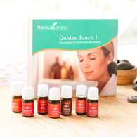 Golden Touch 1 Essential Oil Collection by Young Living