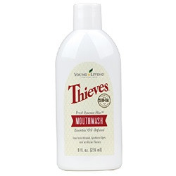 Thieves Fresh Essence Plus Mouthwash - Young Living Essential Oil