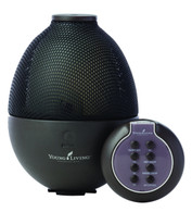Rainstone Diffuser by Young Living with Peppermint and Tangerine Essential oils
