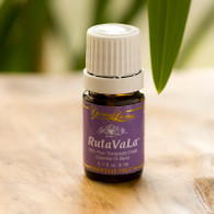 RutaVaLa Essential Oil Blend 5 ml - Young Living 100% Pure Therapeutic Grade Sleep, Relaxation